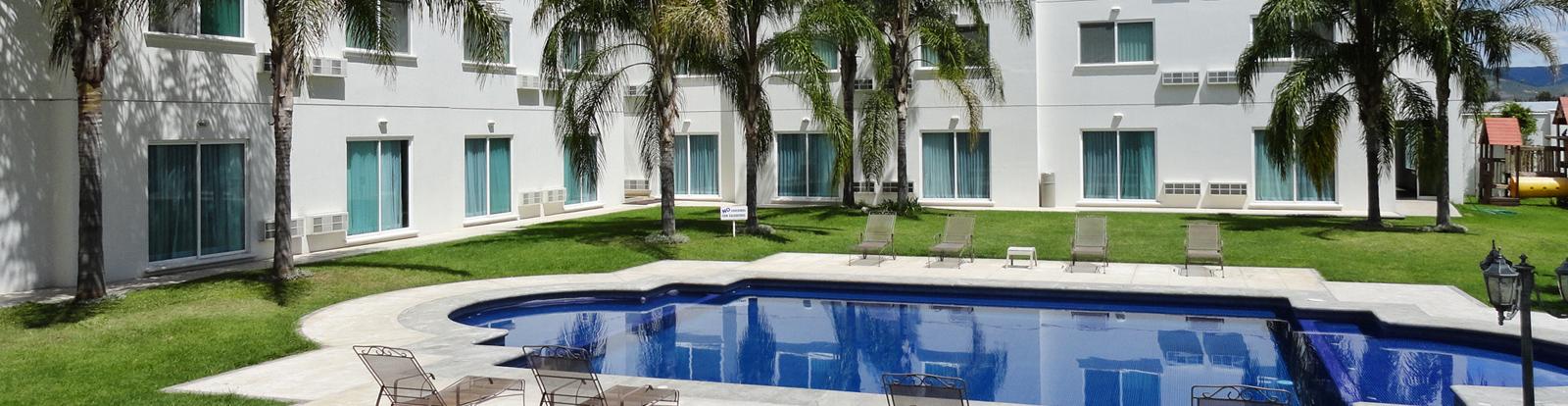 Hotel en León Guanajuato México - Hotel Terranova - Hoteles en Leon