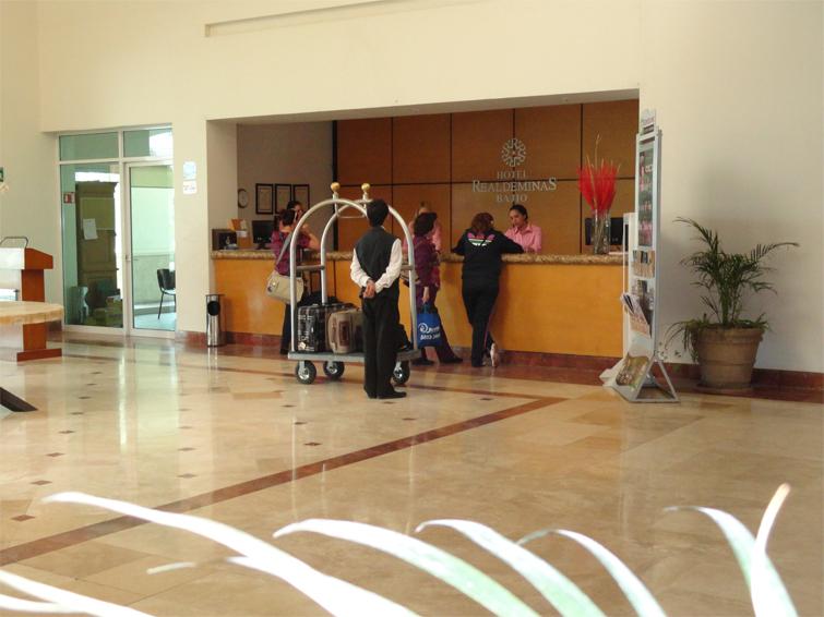 Hotel Real de Minas Bajío en Leon Guanajuato - Hoteles en Leon para la feria y para el rally guanajuato